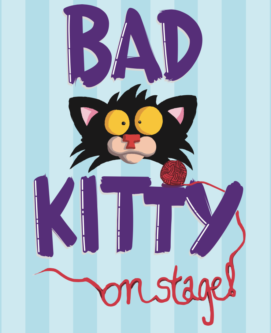 Bad Kitty On Stage!