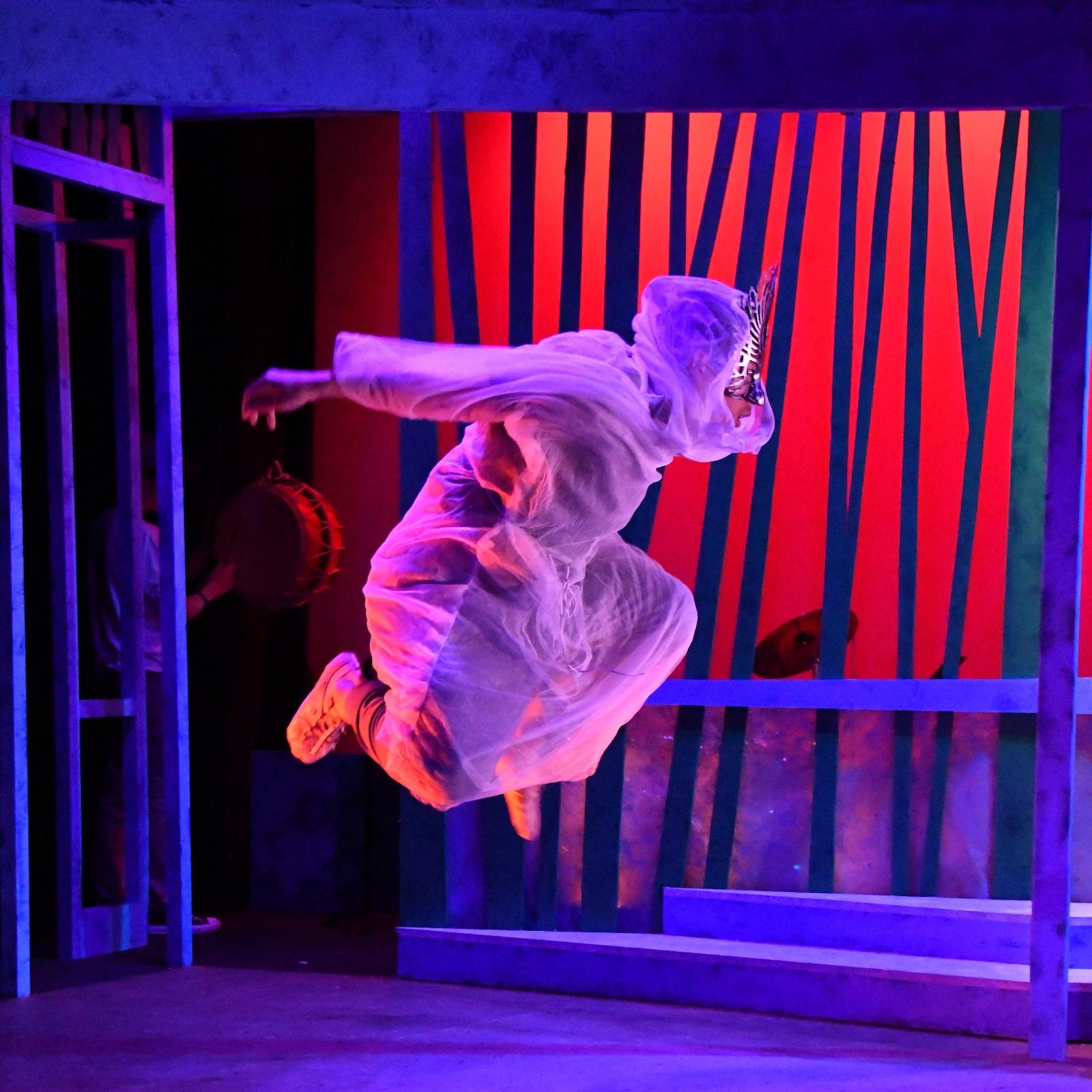 Minseob Yeom (Town Hall Theatre, 2017)  Photographer: Jay Yamada