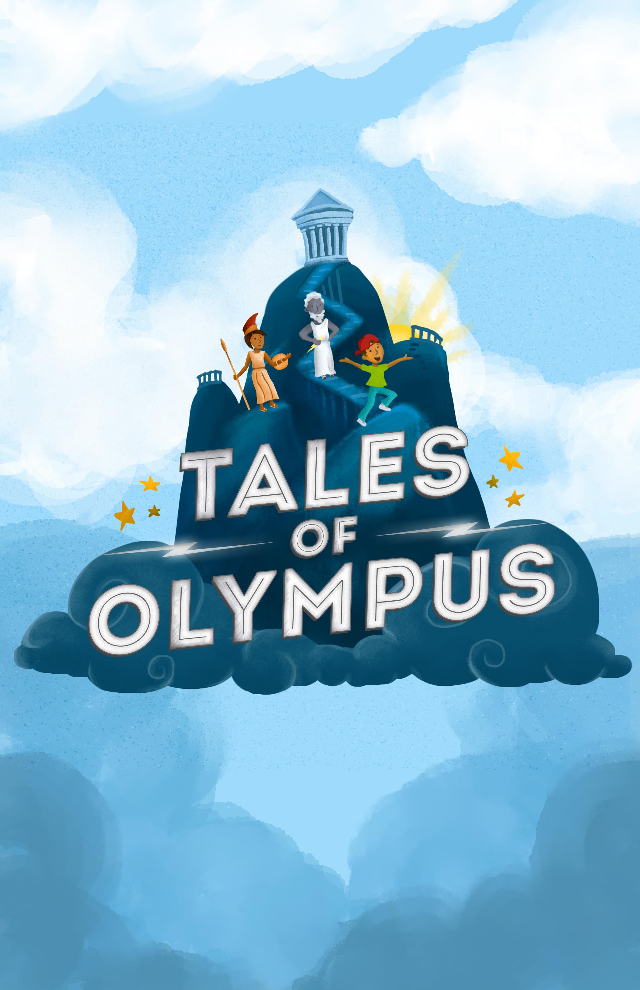 Tales of Olympus