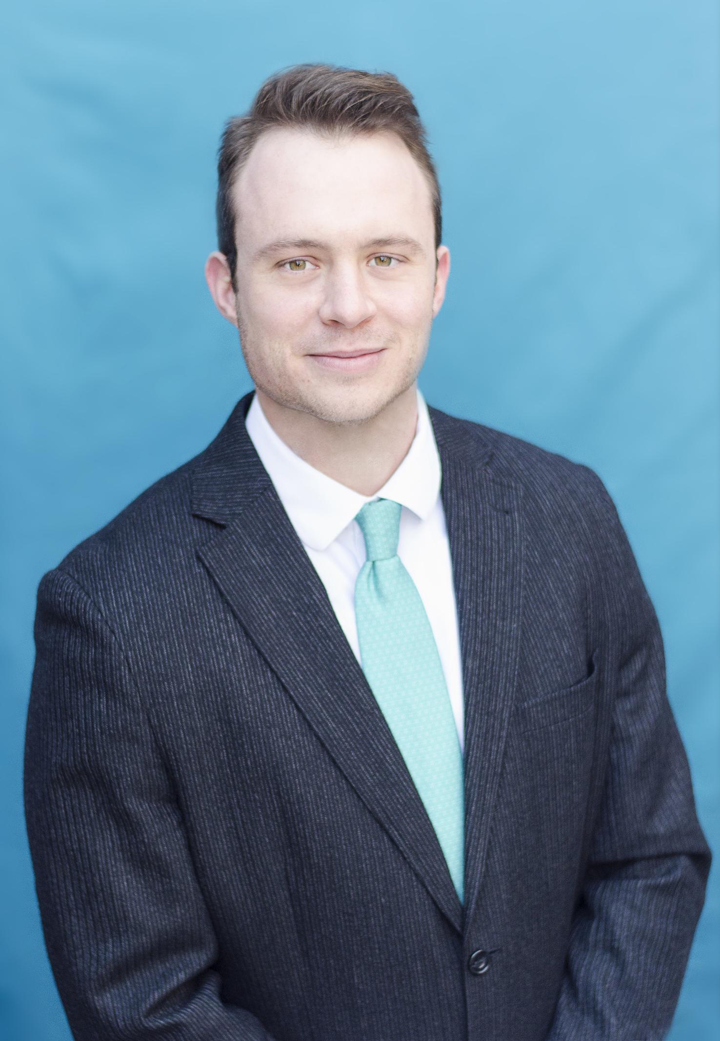 Tyler T. Allchin, Esq.  Chair Director, BioEnterprise University of Akron, JD, MPA (2012)