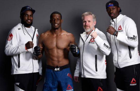 Team Killer B UFC Fight Night 120