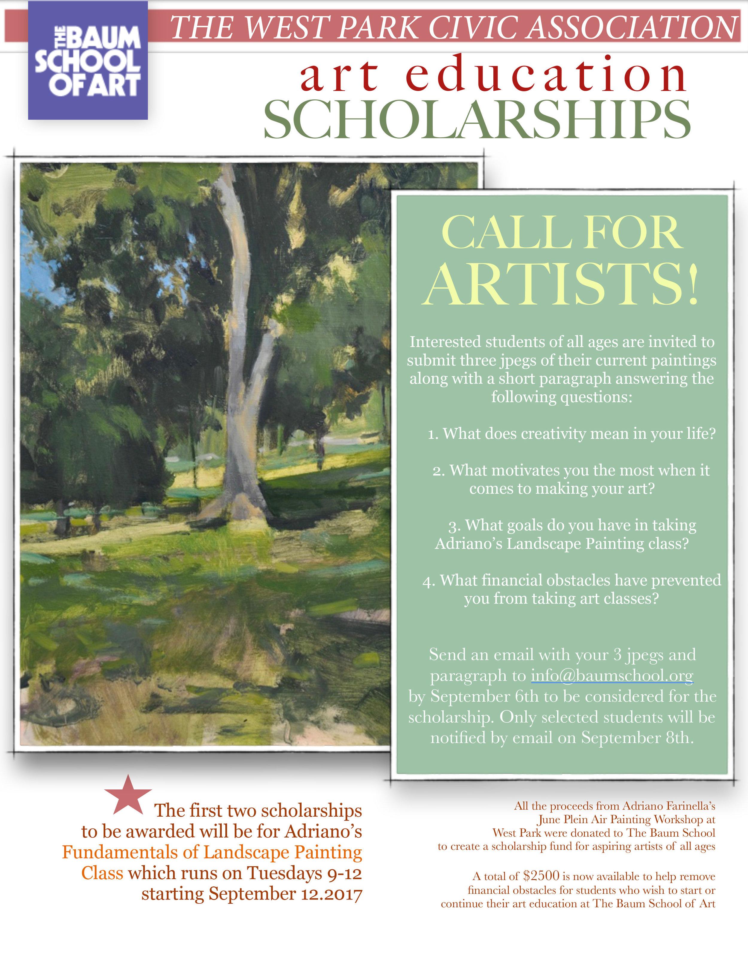 AF WPCA Scholarship poster fall 2017.jpg