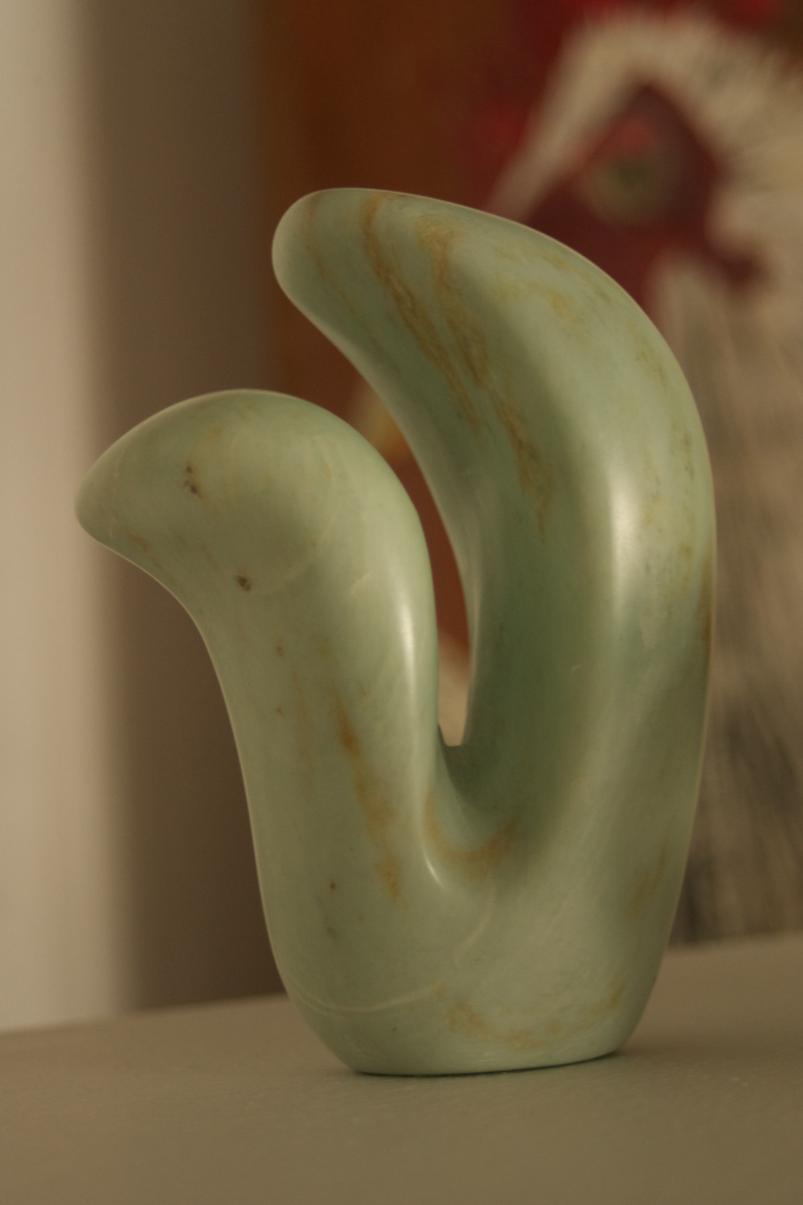 Grow, 2012, Soapstone, $585