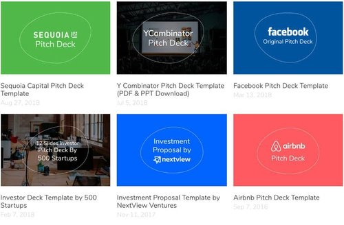 Pitch Deck Design: Make your first impression count