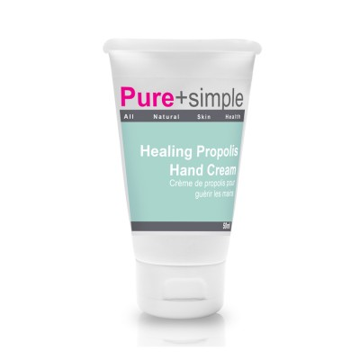 Pure+Simple Healing Propolis Hand Cream