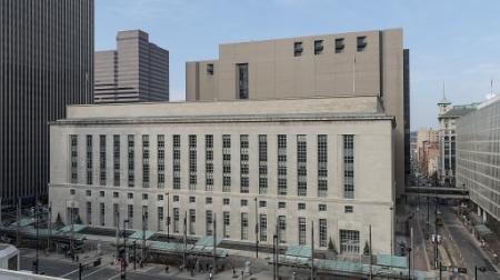 Potter Stewart Federal Courthouse, Cincinnati, Ohio