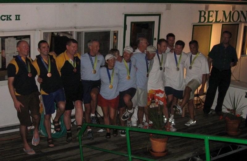 Spinnaker Div Winners