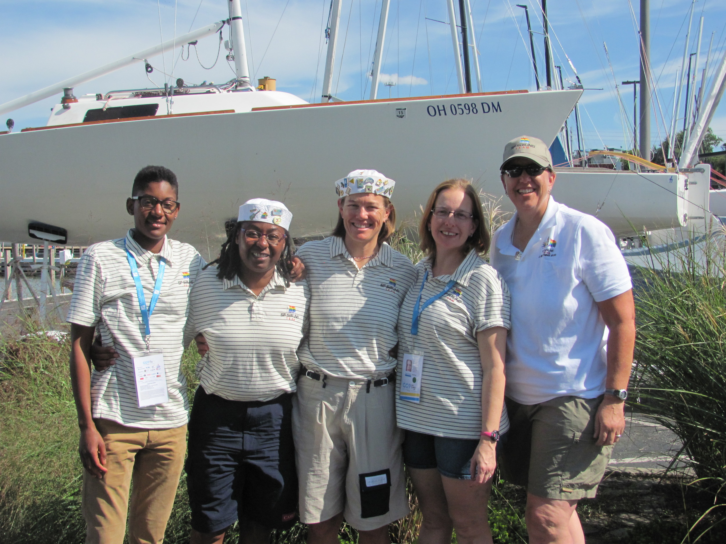 SFST Sailors