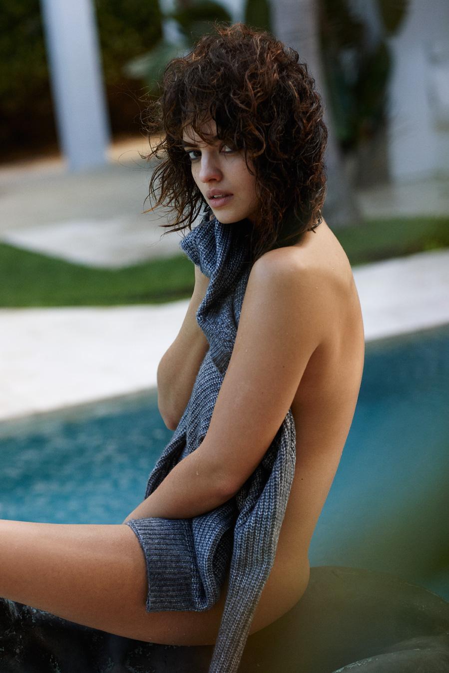 Nina Daniele - Playboy Magazine — Stephan Würth