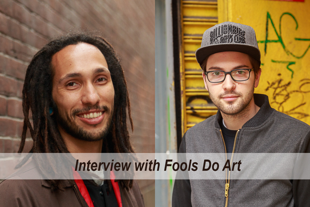 Interview with Fools Do Art