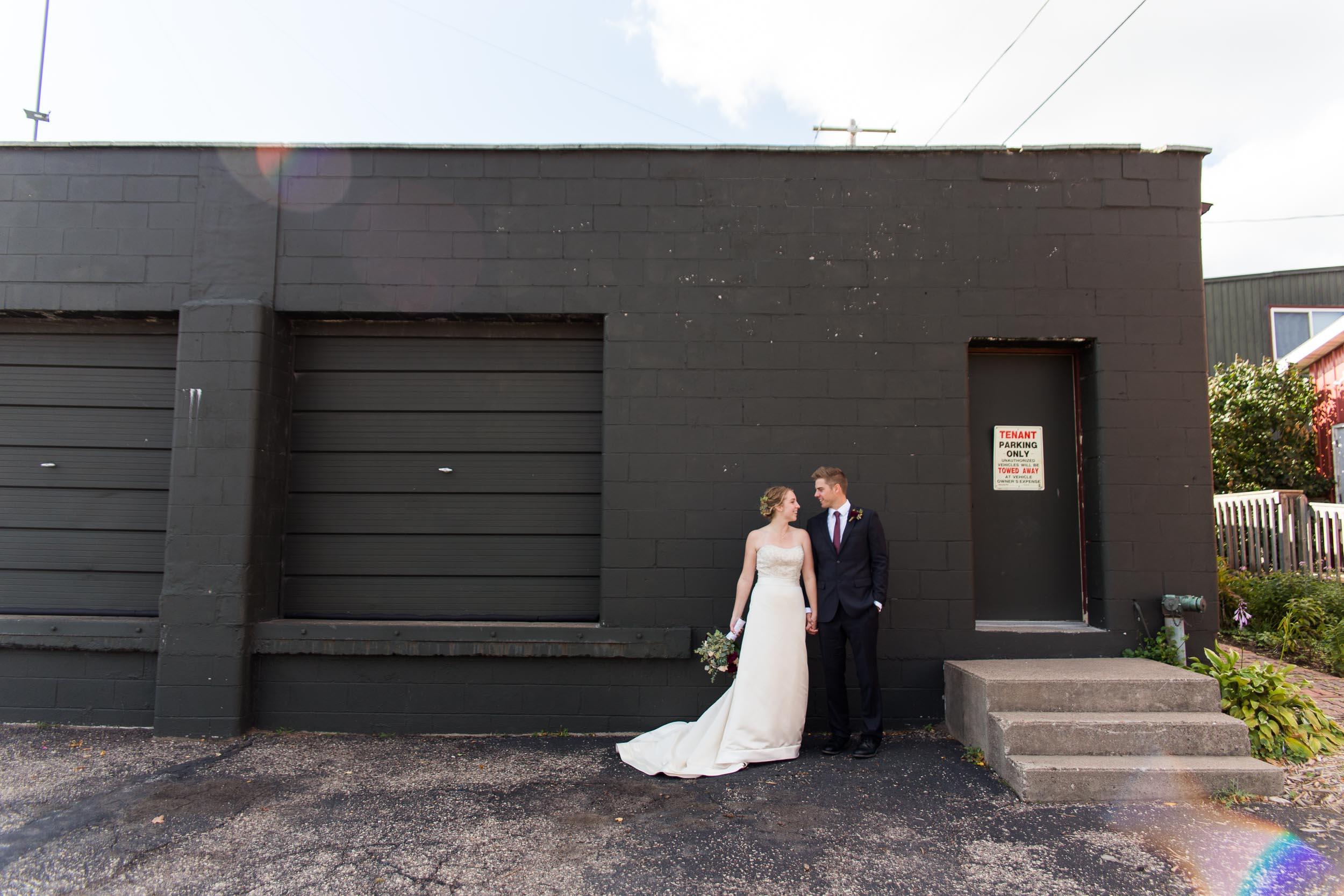 stevens point wedding