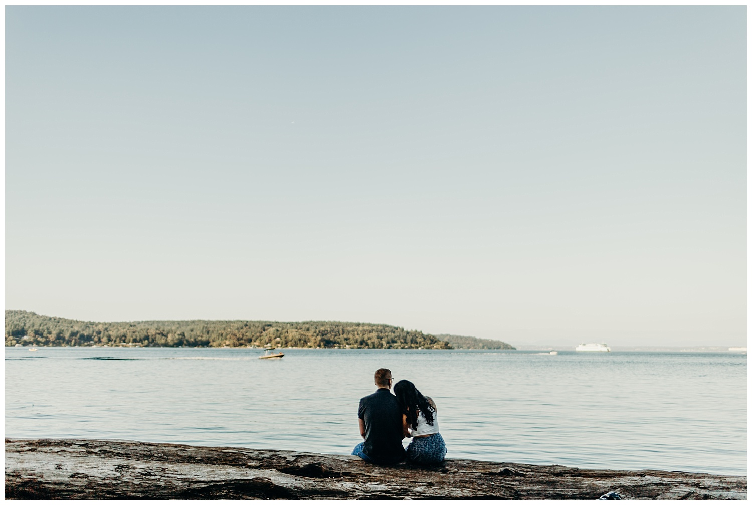 Jaynah and Kevin Point Defiance Rose Garden Owen Beach Tacoma Washington Engagement Session (16).jpg