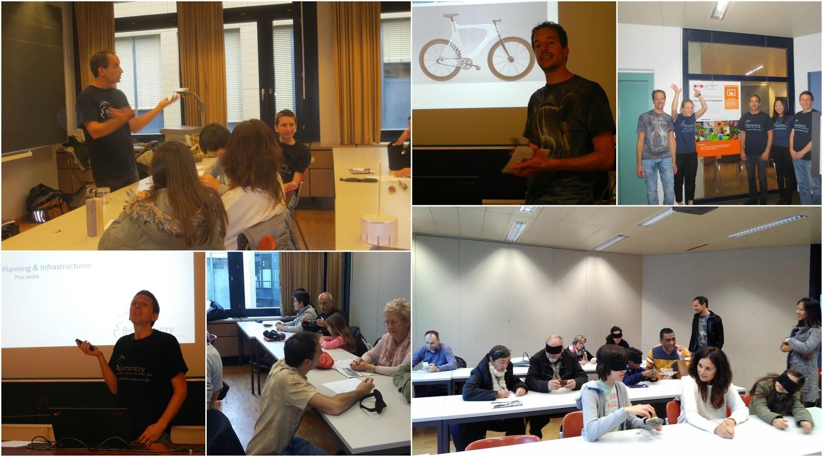 EPFL Open Days - Biomimicry Workshop