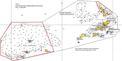The Sea Sanctuaries No Take Zones