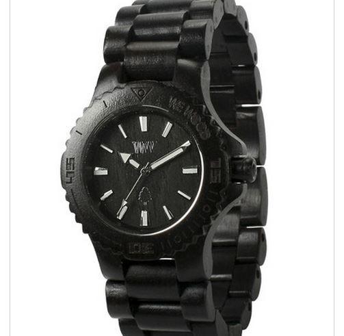 WeWood Black wooden watch.JPG