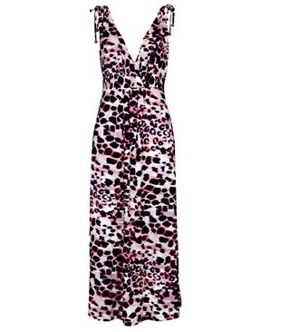 animal print maxi from Millers ladies fashion stores.JPG