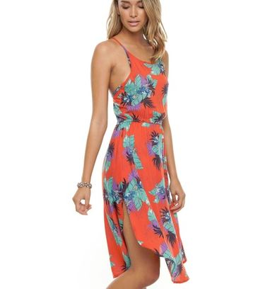 Floral Dress - The Iconic.JPG