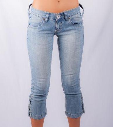 bruko snap ankle ladies staggers jeans.JPG