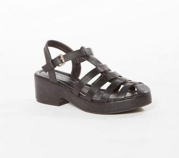 buckled sandal - glassons.JPG