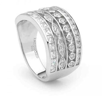Georgini Silver ring at Watches and Jewellery.JPG