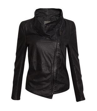 Muuba ladies leather jacket at Me and Moo.JPG
