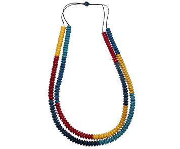 Ruby Olive bacra stripe necklace.JPG