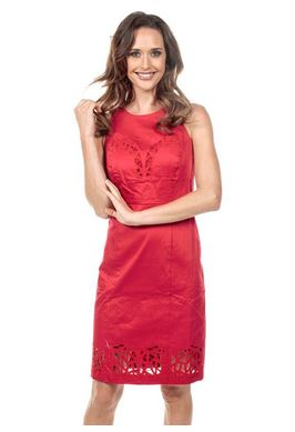 Queenspark alexis red dress.JPG