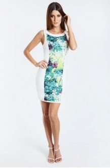 Fresh Bloom bodycon dress.JPG