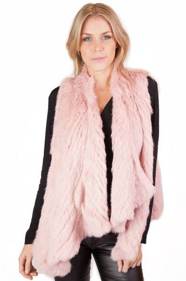 Arielle draped pink vest.JPG