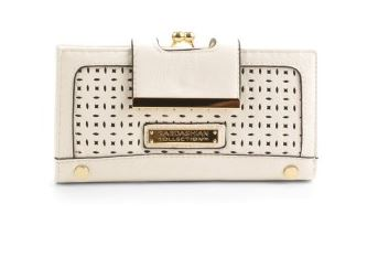 Kardashian Kollection White Wallet - Everme.JPG