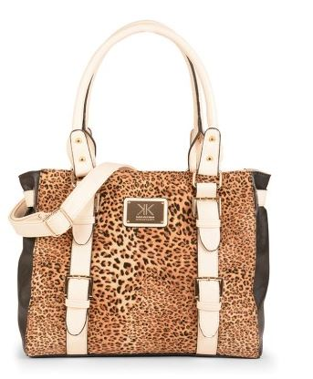 Kardashian Kollection leo tote.JPG
