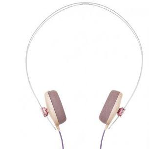 aiaiai headphones at Hunting for George.JPG