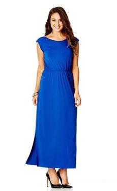 cobalt maxi dress Katies.JPG