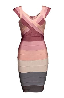 Ombre bandage dress events.JPG
