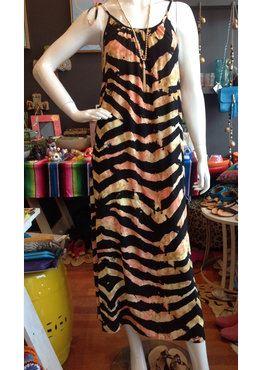 lily whyt black pattern dress.JPG