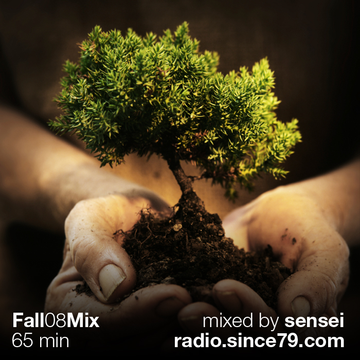 Fall08Mix cover