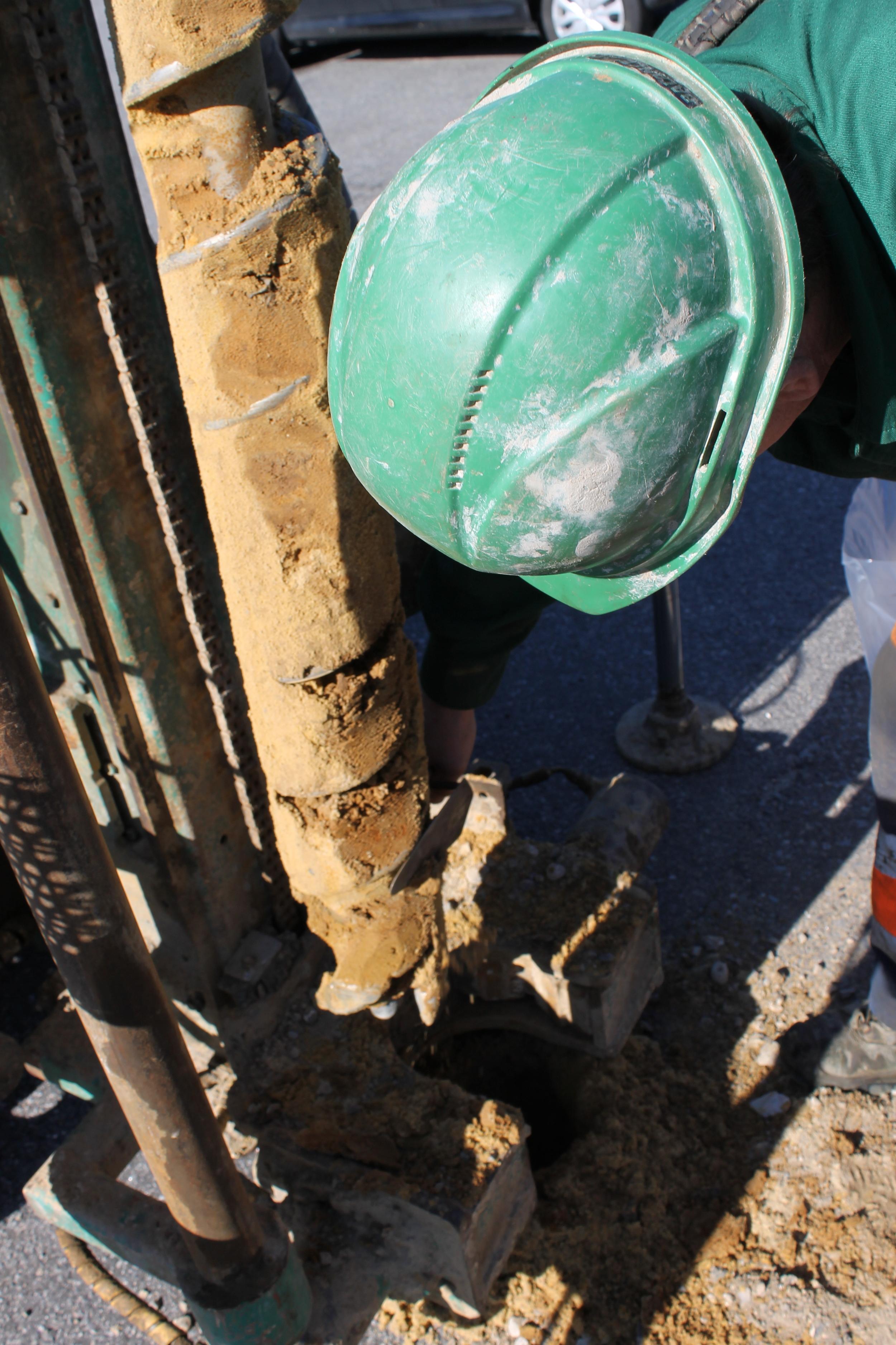 Cone Penetration Test, CPT, jordbundsundersøgelser, miljøundersøgelser, fundering.