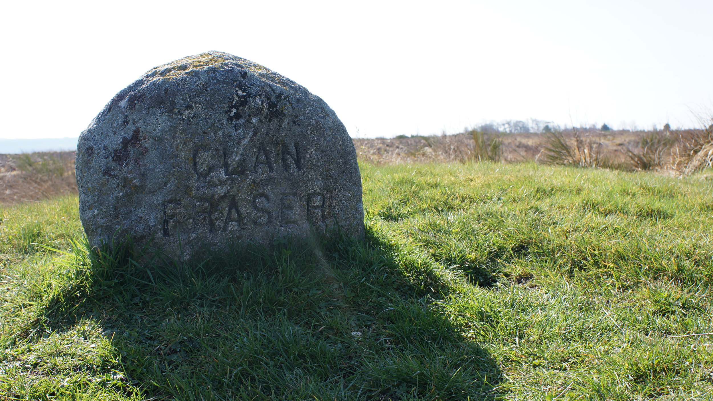 The Fraser stone 5 years ago.