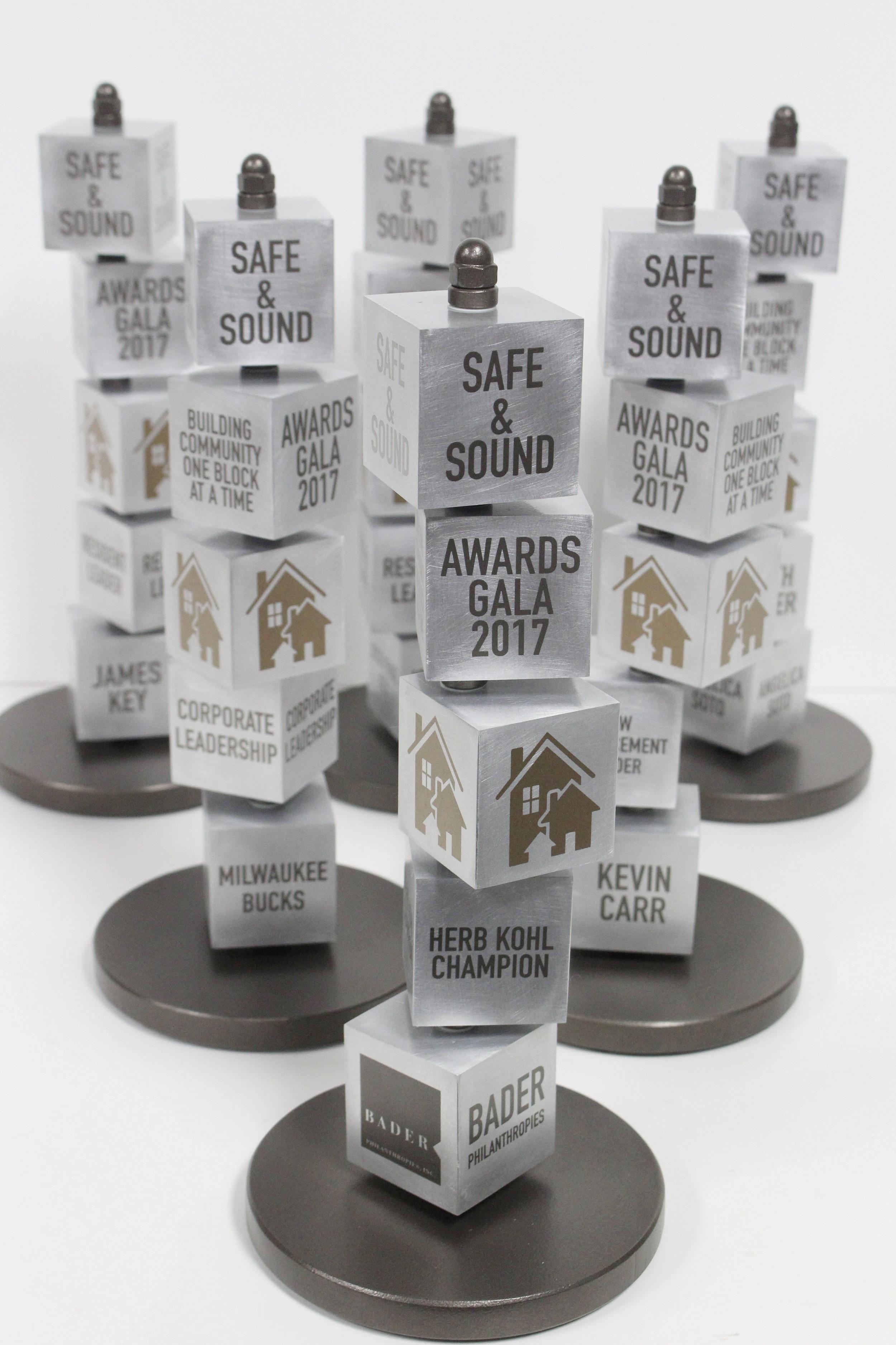 Safe & Sound Main Awards