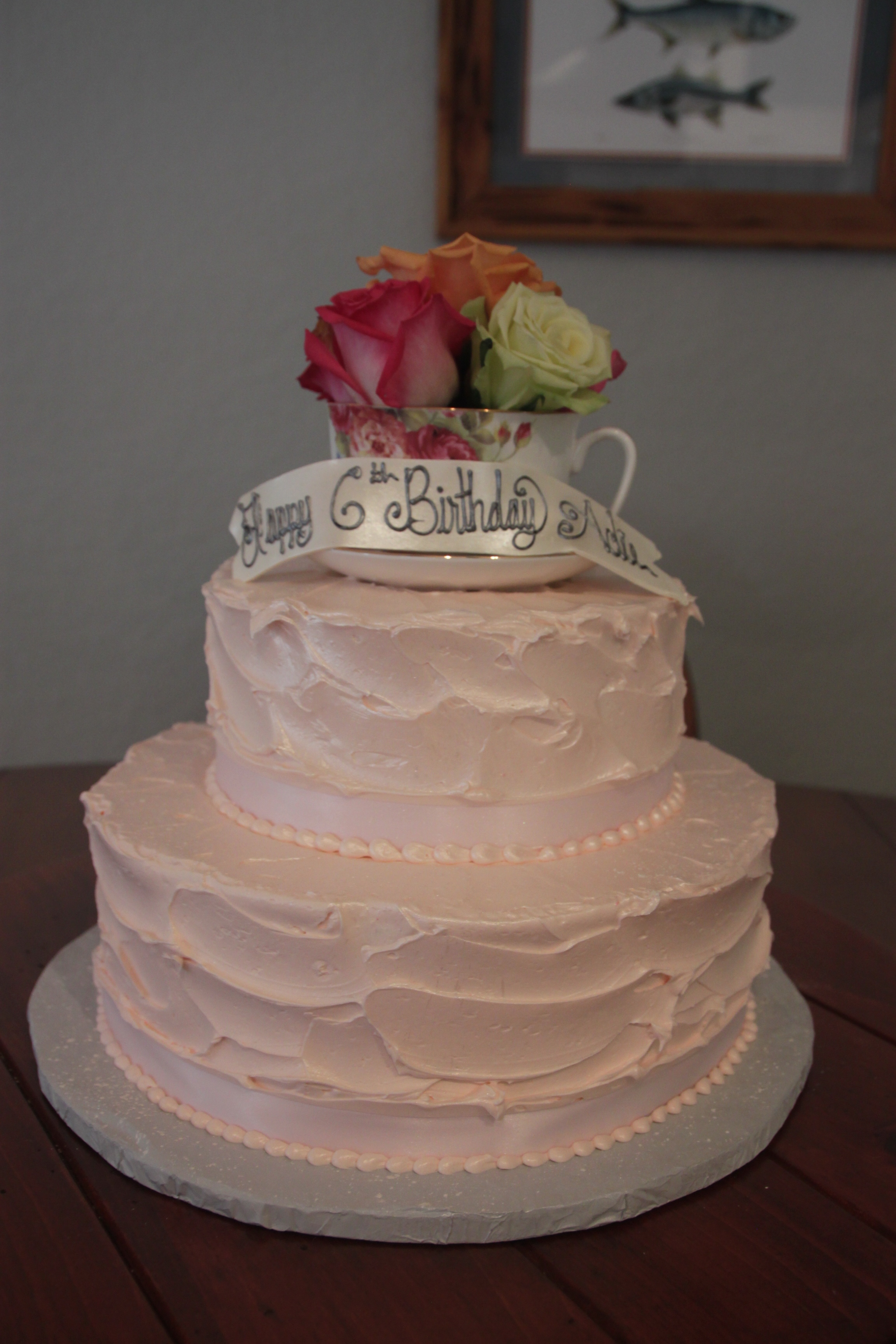Cake by Mikkelsens