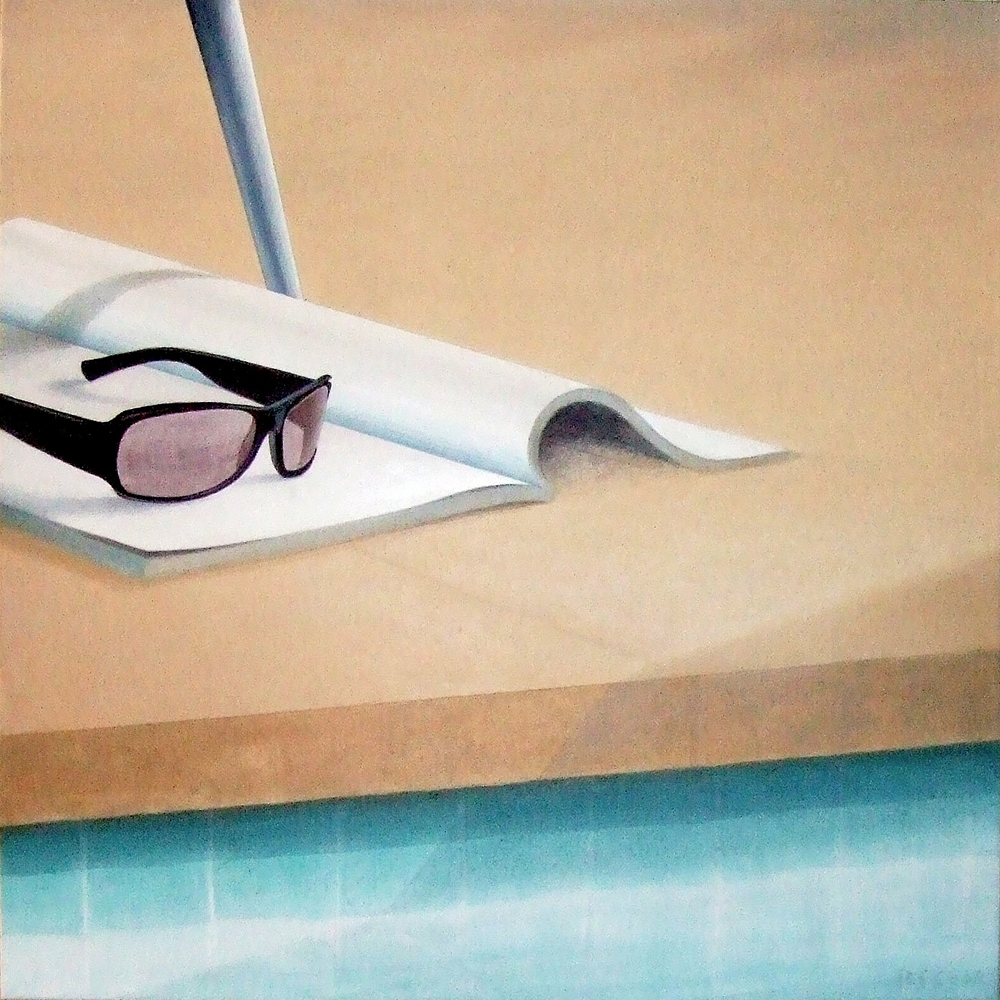 No.5 Poolside Collection 18x18""