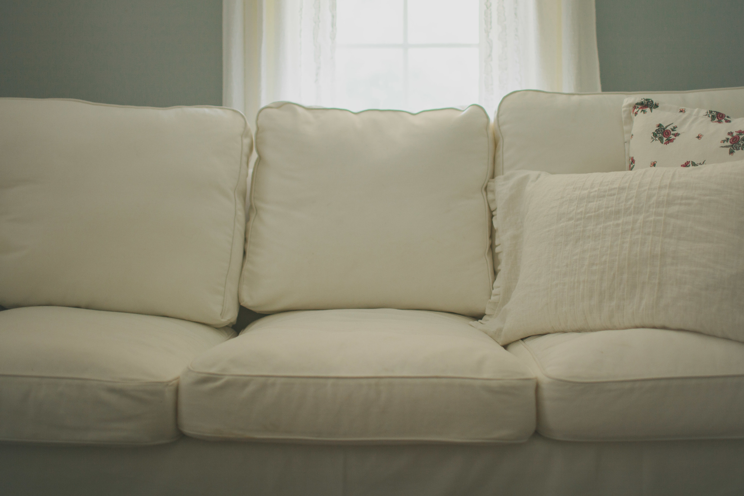 OurEKTORP Sofa (purchased May 2014) tested positive for the flame retardantTCPP.