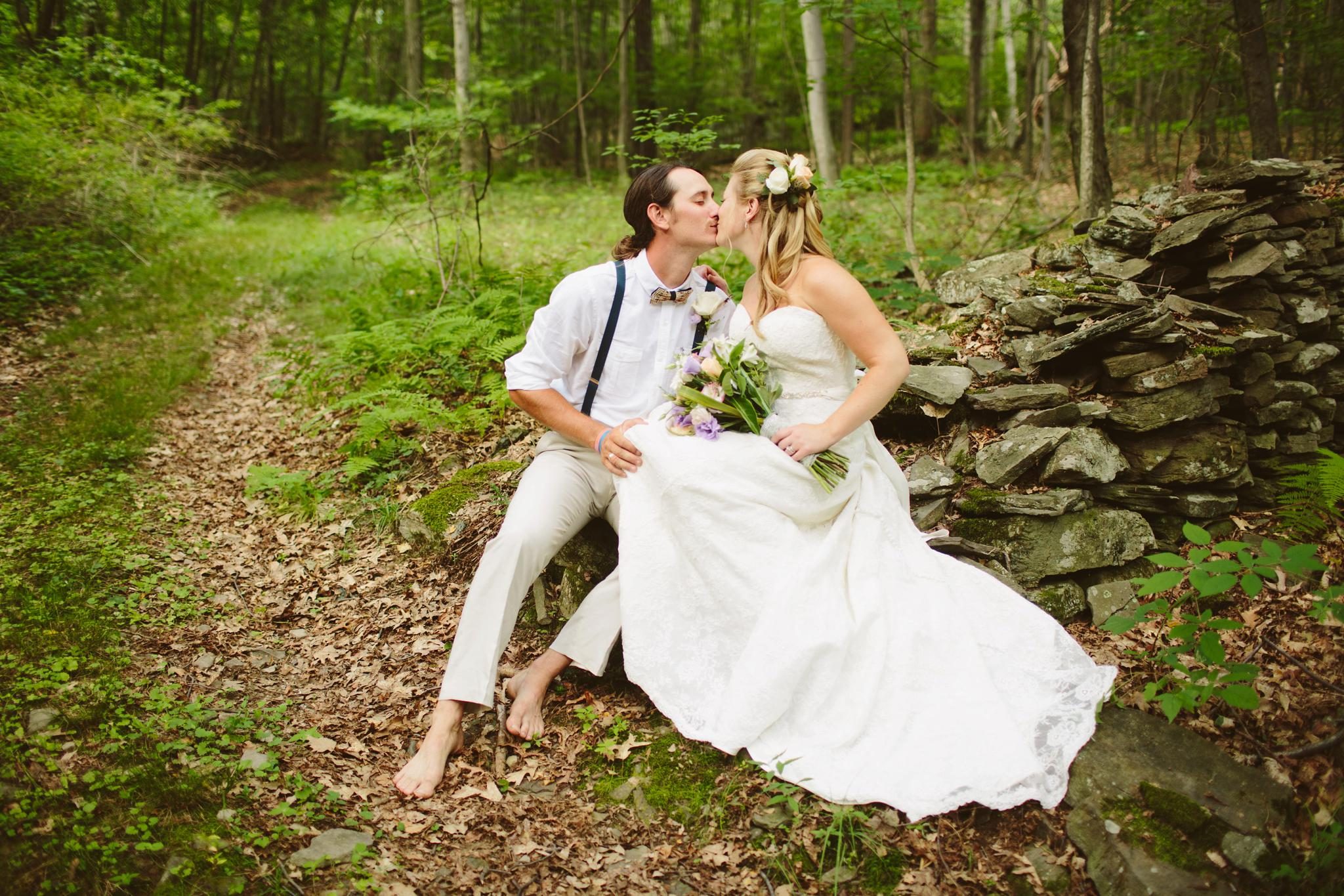 Tunkhannock Pa Wedding Photographer