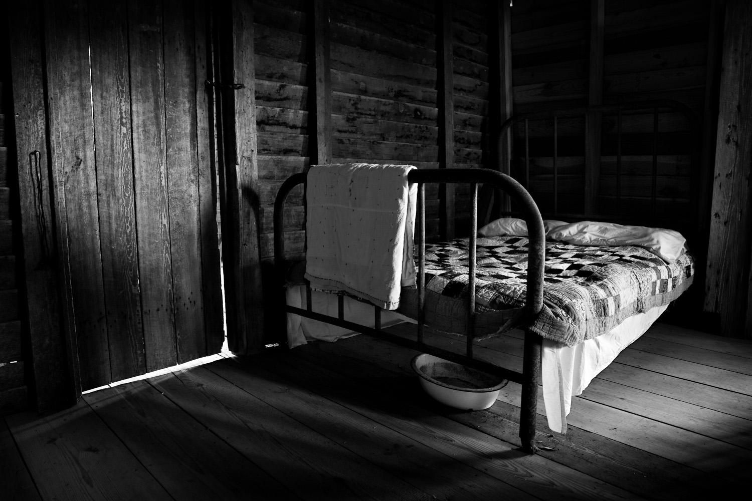 Mama and Daddy's Bed, 2009