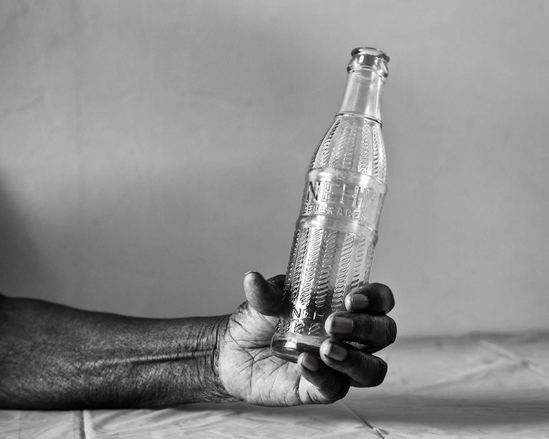 Cevia with Soda Bottle, 2010