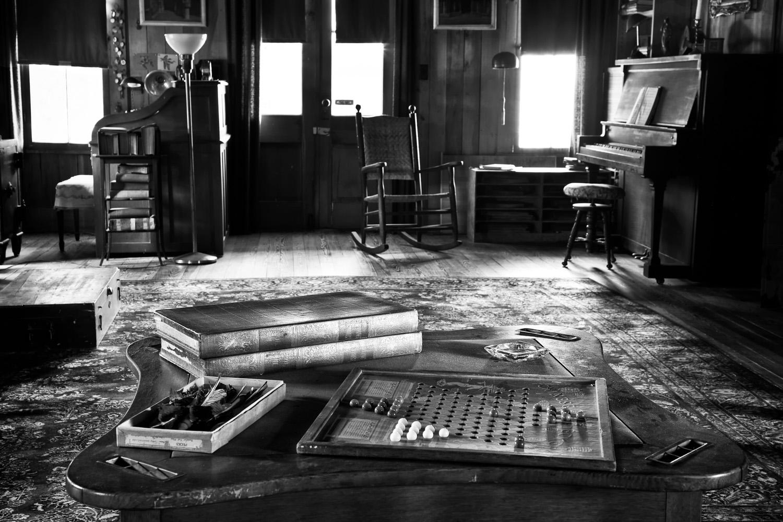 Living Room in Beadel House, 2010