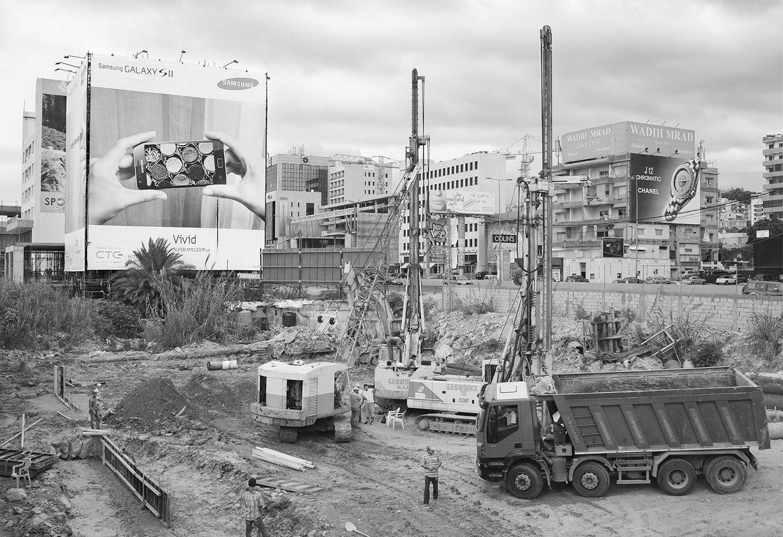 Vivid. Beirut, Lebanon, 2014   Archival Fiber Inkjet Print  16 x 24 inches