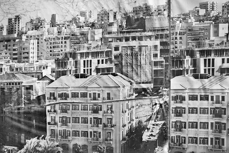 Time Indefinite. Beirut, Lebanon, 2015   Archival Fiber Inkjet Print  16 x 24 inches