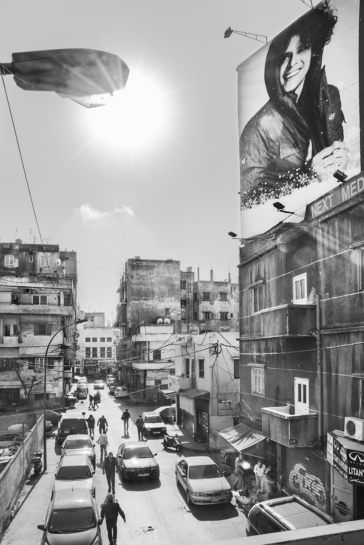 Next . Beirut, Lebanon, 2018  Archival Fiber Inkjet Print  24 x 16 inches