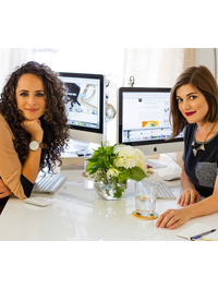 Ampersand Women: Of a Kind's Claire Mazur & Erica Cerulo